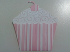 Accucut Cupcake Pinnovation die birthday card invitation